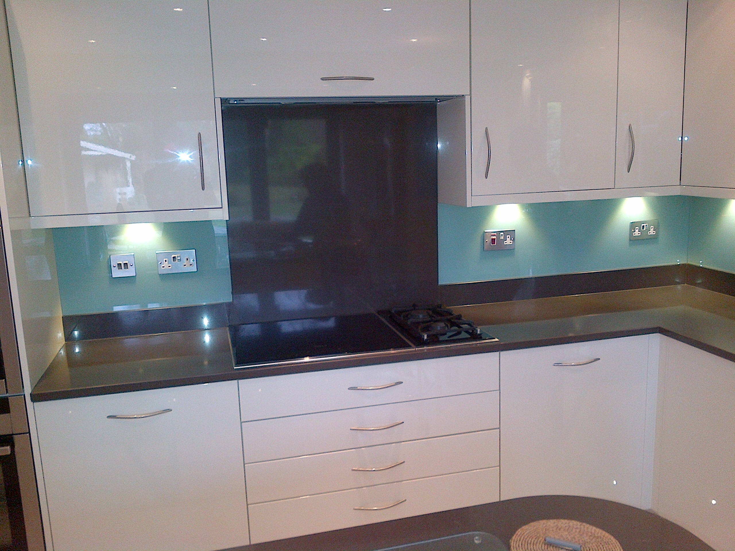 Duck egg blue kitchen wall tiles wow blog for Duck egg blue kitchen ideas